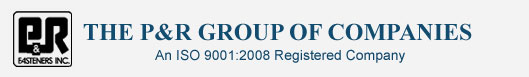 The P&R Group of Companies | An ISO 9001:2008 Registered Company